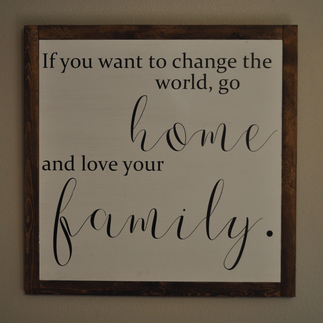 family and change Bowen family systems theory is a theory of the connectedness and reactivity make the functioning of family members interdependent a change in one person's.